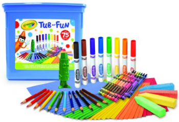 amazon crayola tub