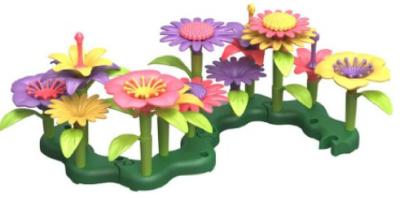 amazon green flowers