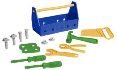 amazon green toy tool box