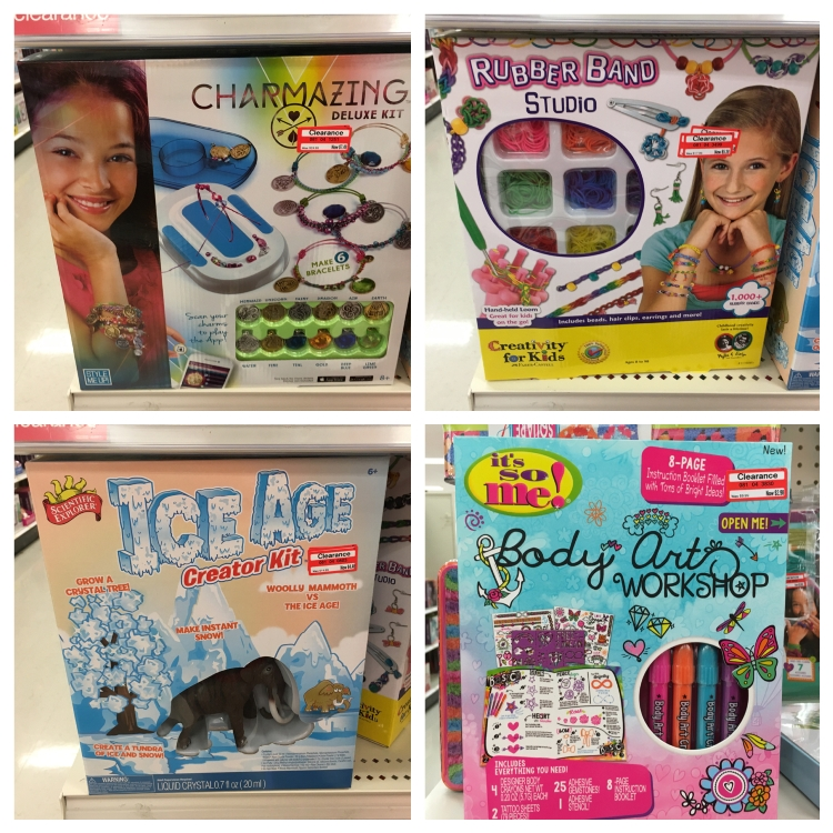 Target weekly clearance update 70 off crafts party for Target arts and crafts