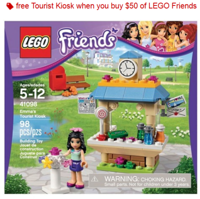 Target.com: LEGO Friends Sets on Sale + FREE LEGO Set with $50 ...