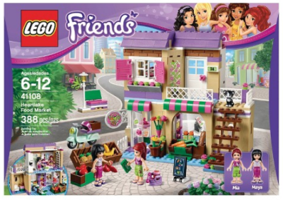 target lego friends food