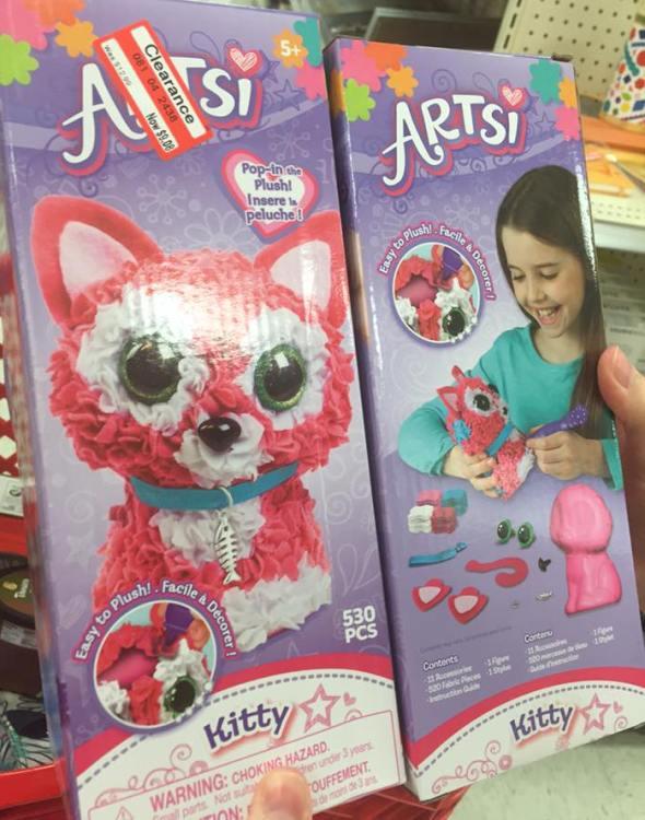 target read clear kristi kitty