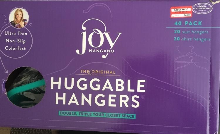 target read clear new joy hangers