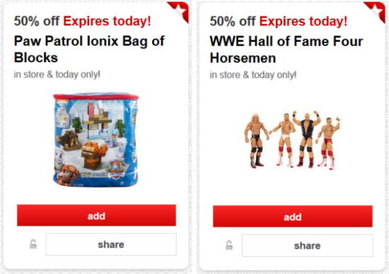 target toy cw offer 2
