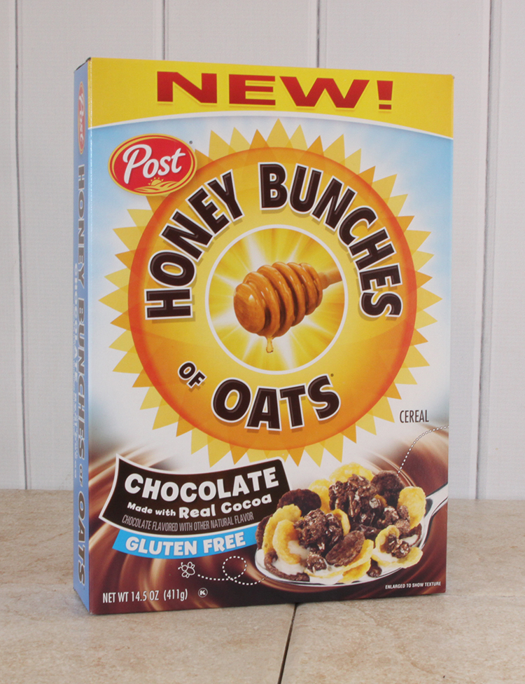 Honey Bunches of Oats Chocolate