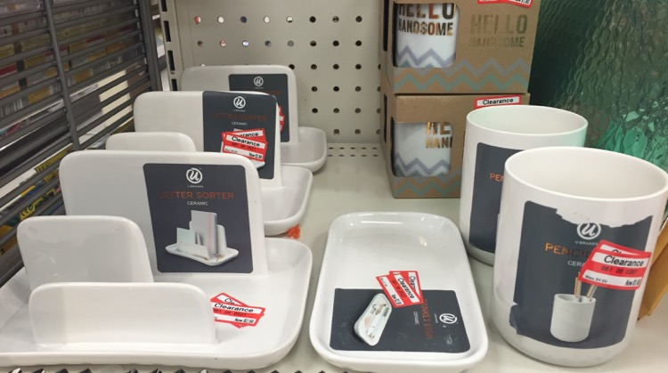 Charming Desk Organizers And Accessories Were Also 70% Off. Amazing Ideas