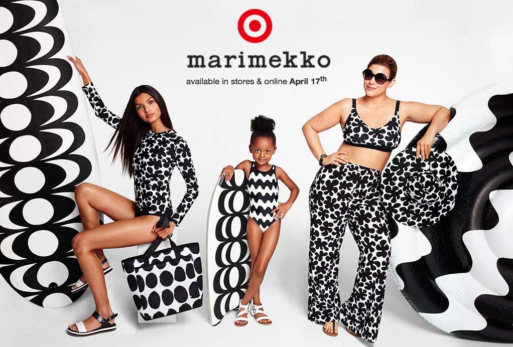 Marimekko for Target