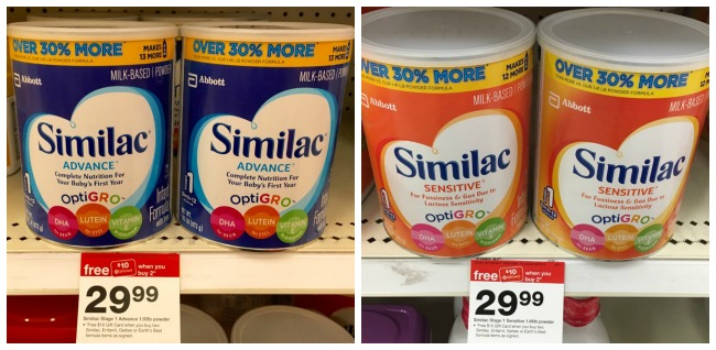 Similac Target