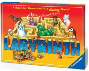 amazon labyrith game