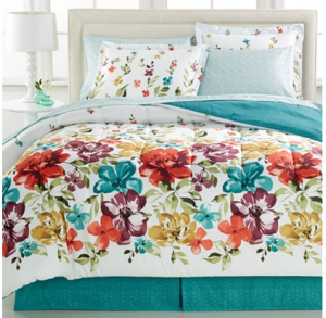 macy bed bag flower