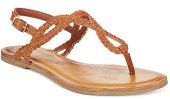 macy shoe sandal new
