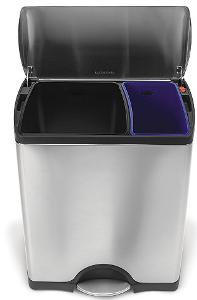 macy trash can