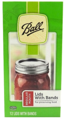 target ball jar lids