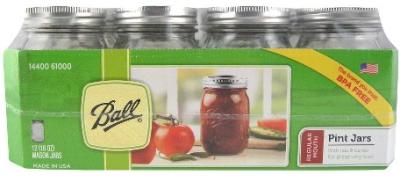 target ball jars