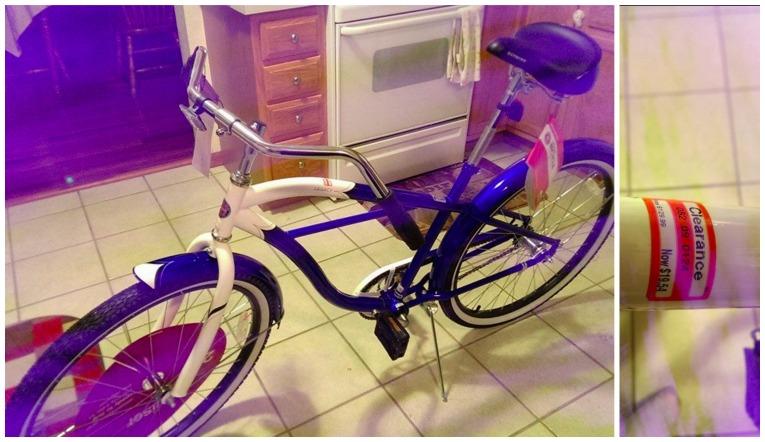 target clearance bike