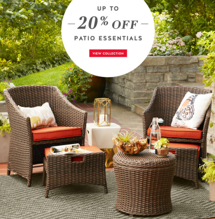 Target Cw Offer Patio Pic