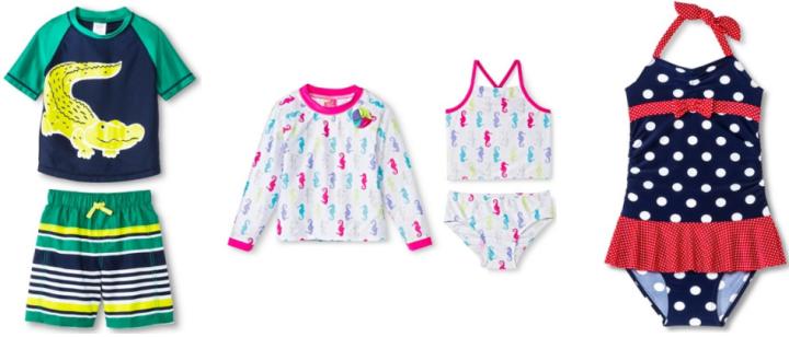 target kids swimwear deal