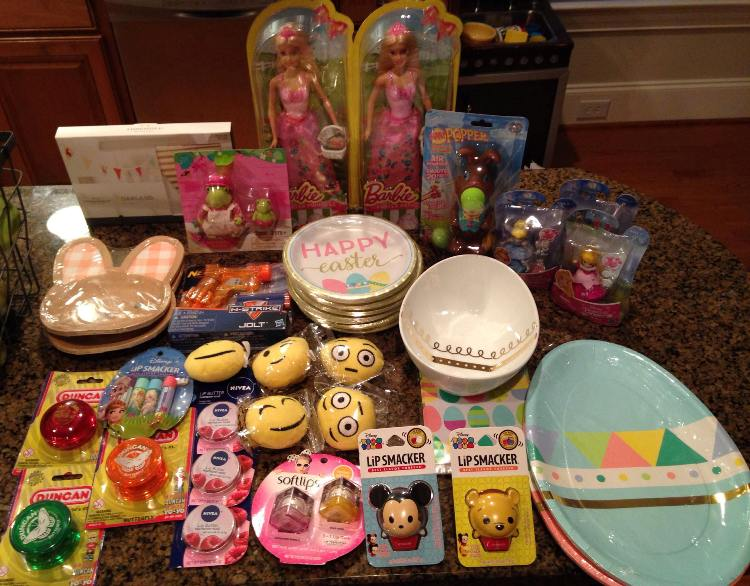 target read clear easter 1 heather 1