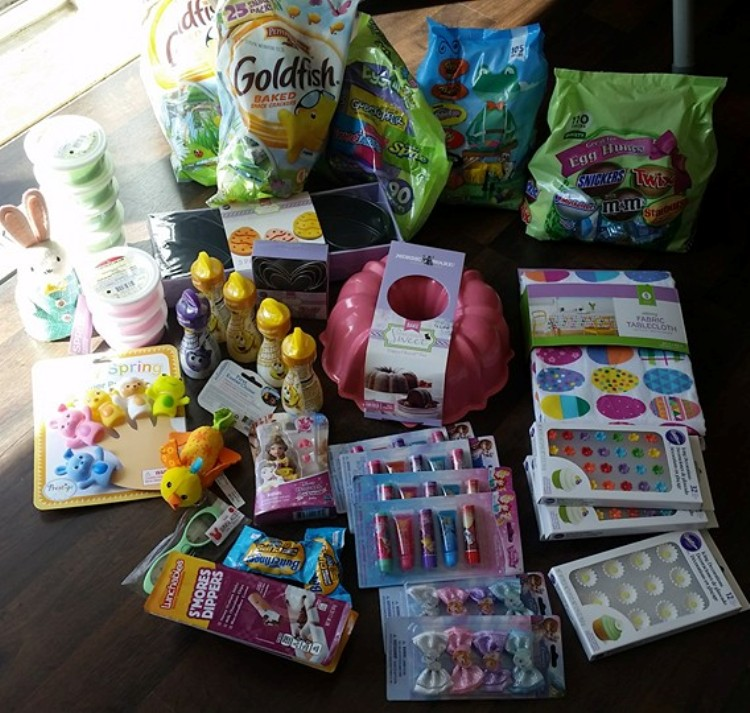 target read clear easter 1 kimi