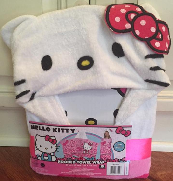 target read clear hello kitty monica