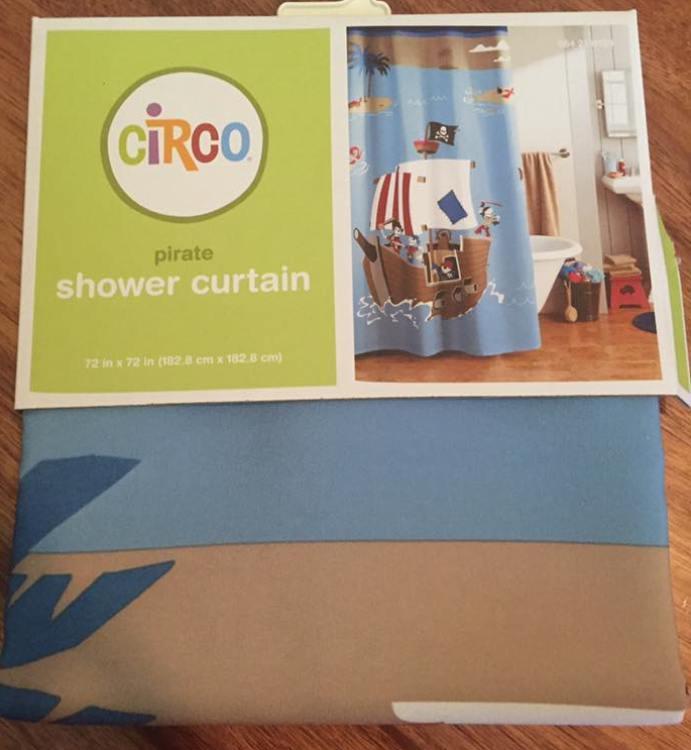 target read clear monica curtain