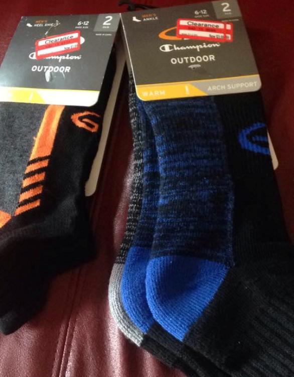 target read clear socks lisa