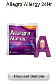 target sample allegra pic