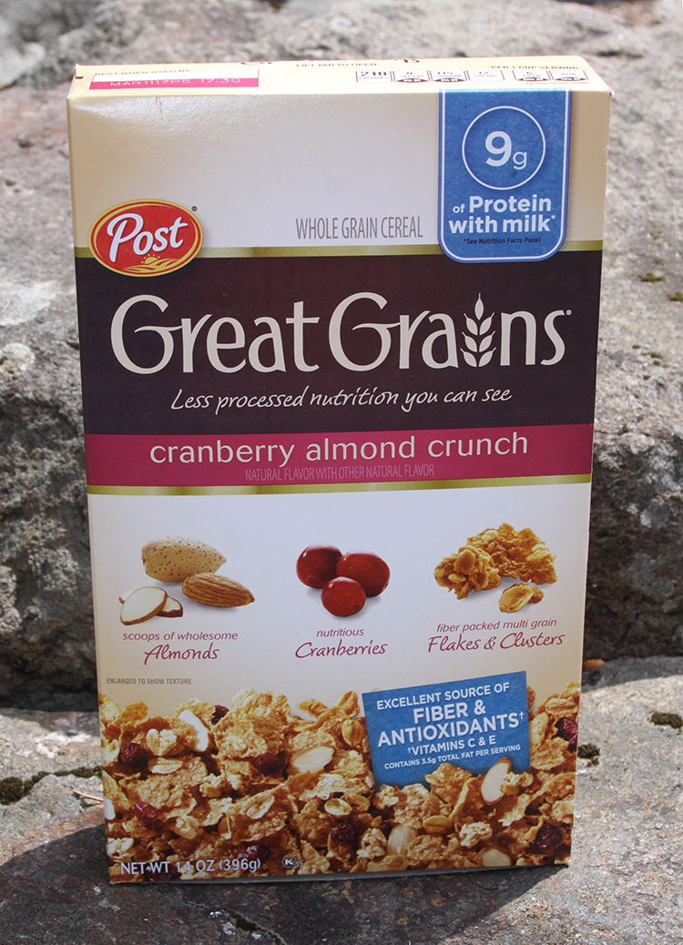 Great Grains Cranberry Almond Crunch
