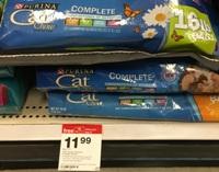 target cat chow sm
