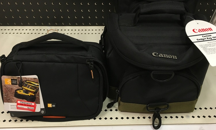 target clear camera case 50