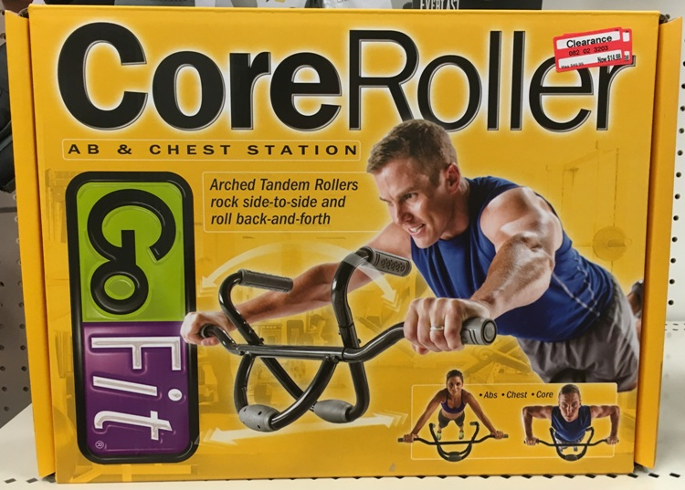 target clear core roller 70