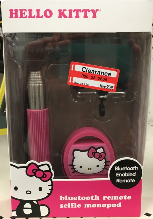 target clear hello kitty 70