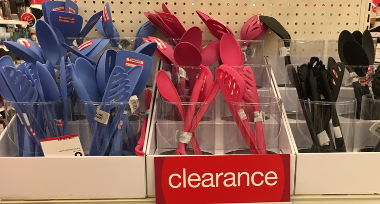 target clear kitchen accessories 30