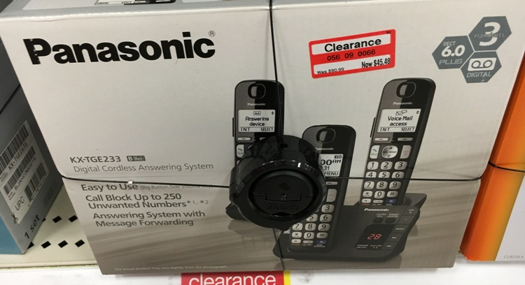target clear phone 1 50