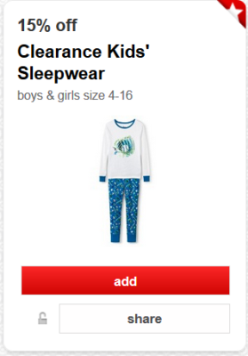 target cw clothes offer pic