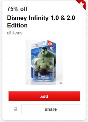 target cw disney infinity items pic