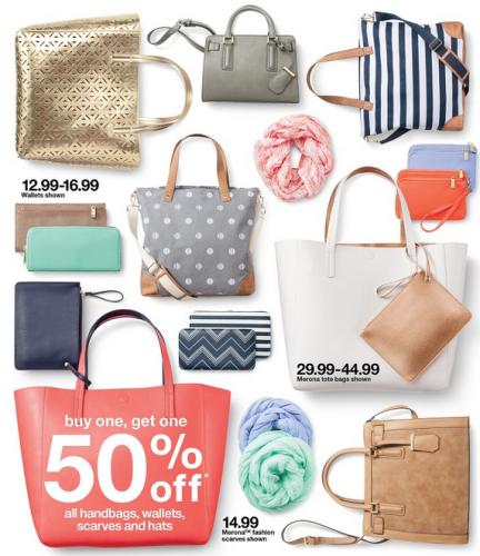 target handbag deal pic