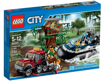 target lego city
