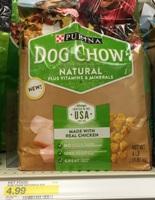 target purina dog chow sm