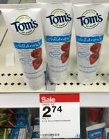 target toms kids sm