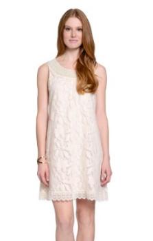 target women white dress