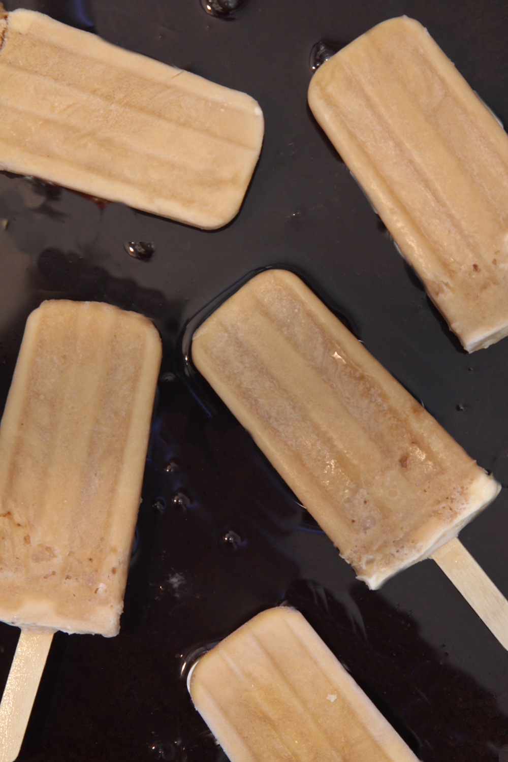 Yummy A&W Root Beer Float Pops