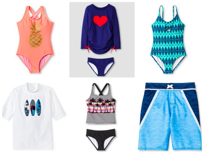 d938a1247 Target.com is taking 50% off kids' swimwear, I am not 100% certain, but I  think this is a one day only sale. Get FREE shipping if you pay with your  Target ...