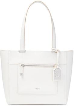 macy white bag