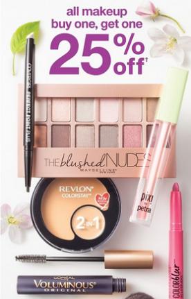 target ad makeup pic
