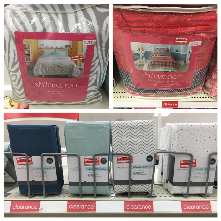 target clear bed 50