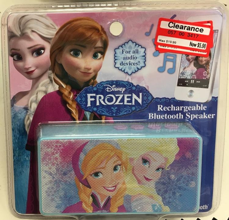 target clear frozen 5