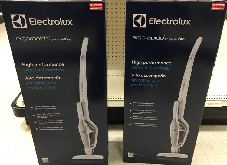 target electrolux 15