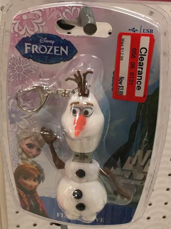 target frozen usb 70
